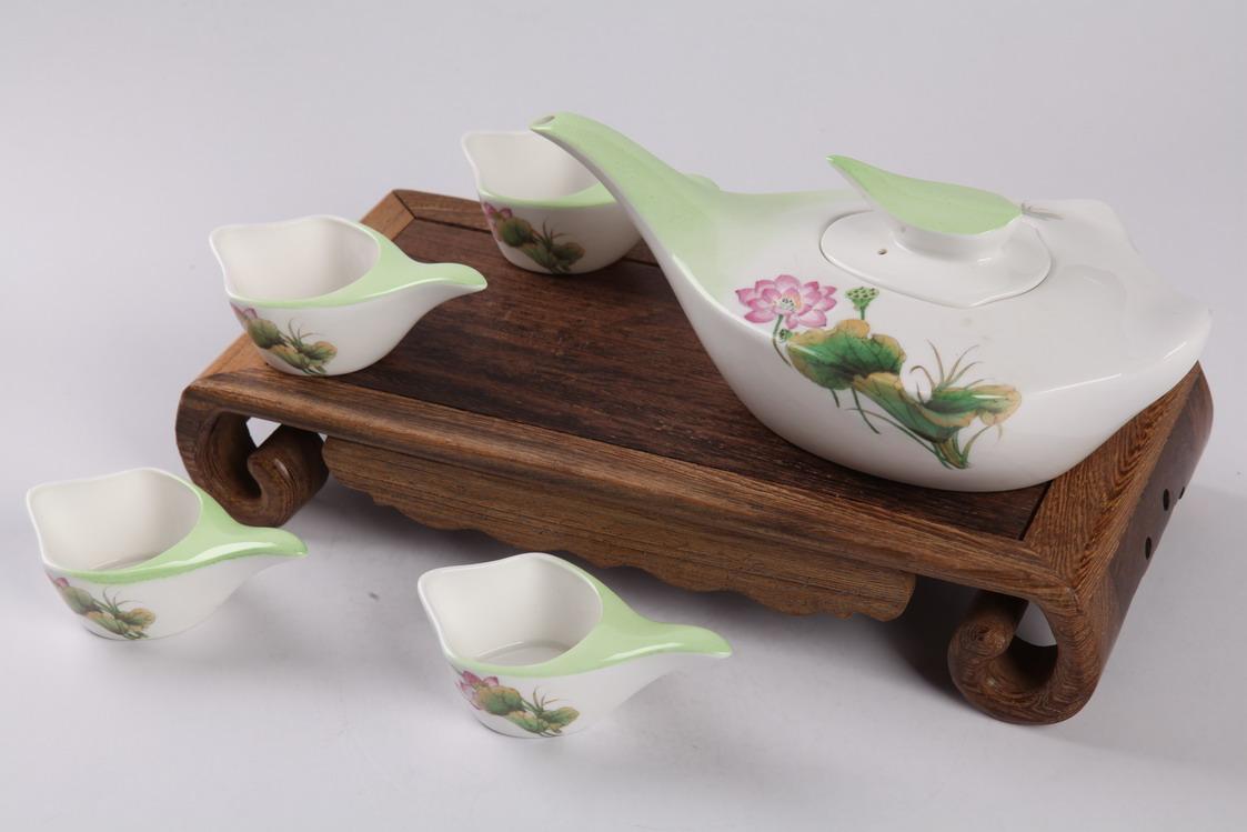 骨质瓷茶具