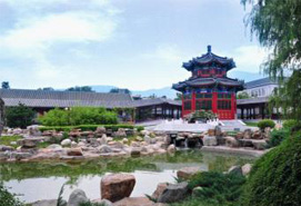 北京首农香山商务会馆餐厅酒店用品选用唐山博玉骨质瓷的酒店瓷。