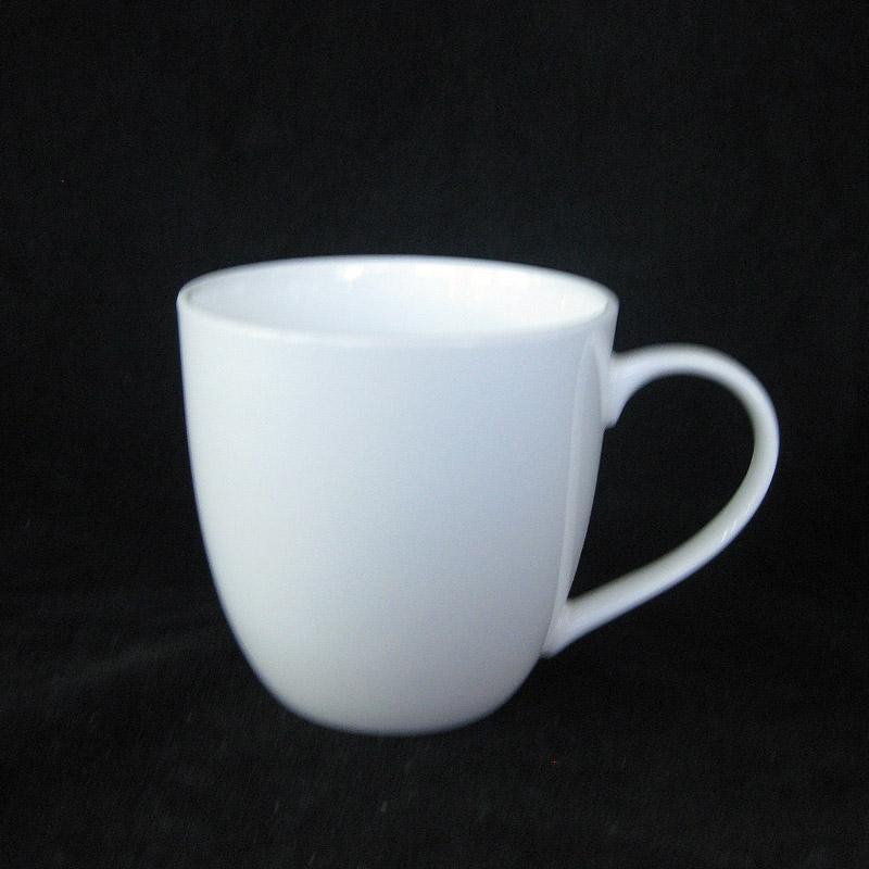 骨质瓷白瓷单杯