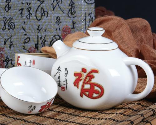 7头平安是福茶具